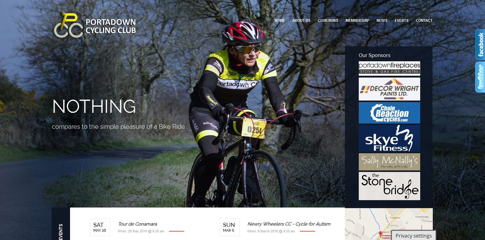 Portadown Cycling Club Home Page